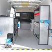 Van Racking Conversions
